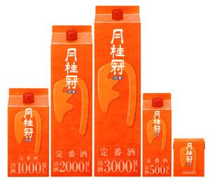 グラフィック 過去のWorks日本酒 パックパッケージ
